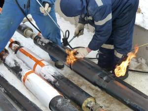 Укладка трубопроводов и теплотрасс в Смоленске